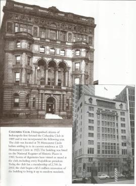 Columbia Club (Then and Now)