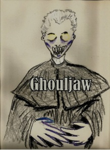 ghoul with text 2