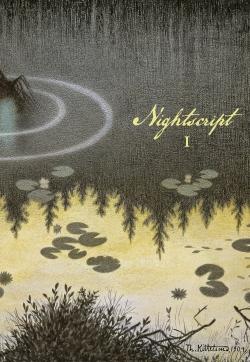 """""""Nøkken,"""" Theodor Kittelsen, entitled (1904)"""