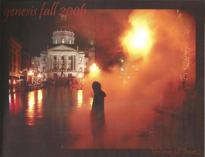 genesis -- Fall, 2006