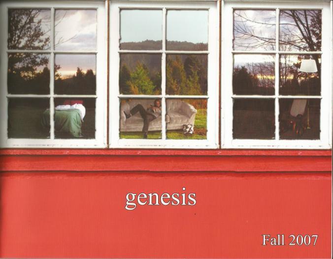 genesis -- Fall, 2007