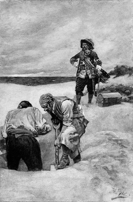 Captain Kidd, Pyle