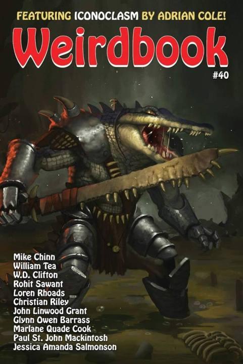 Weirdbook no. 40, J. Florencio