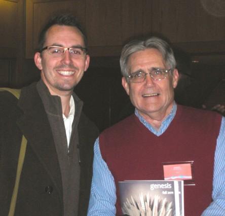 Genesis, Nov, 2011 -- JP birthday 1 1